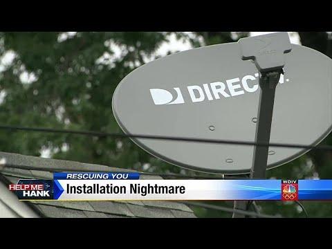 Direct-TV Installation Nightmare