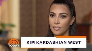 Kim Kardashian West Reveals Rodney Reed's Reaction To Stay Of Execution | TODAY