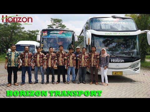 Bus Pariwisata Horizon Transport