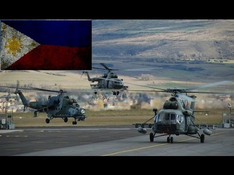 Philippines Will Purchase Attack Helicopters From Russia