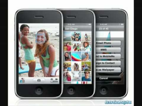 IPHONE VS ACER F900