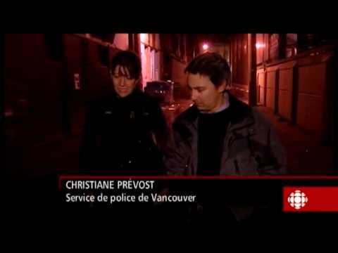 Téléjournal - La misère à Vancouver