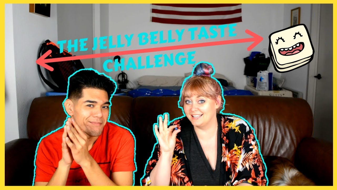 Jelly Belly Taste Challenge (The Best Flavors)