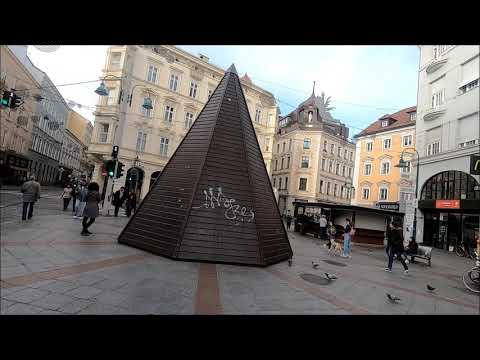 Linz, Austria (City Tour & History)