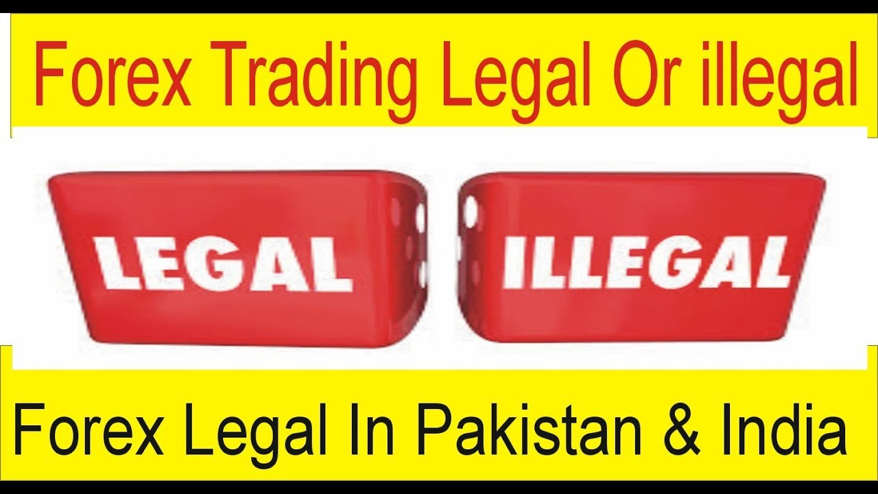 Forex illegal in pakistan