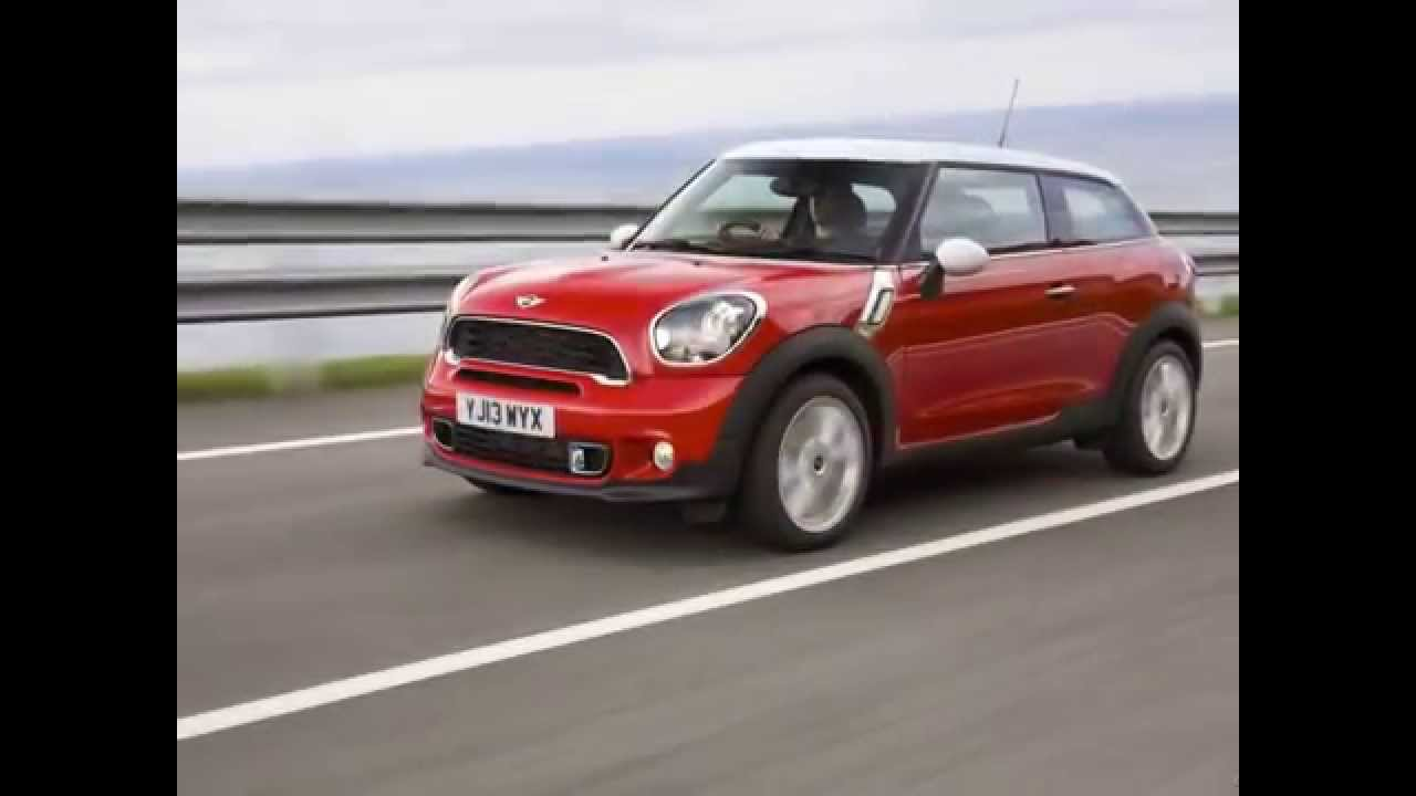 Mini mini paceman uk : 2014 MINI Paceman UK-Version - YouTube