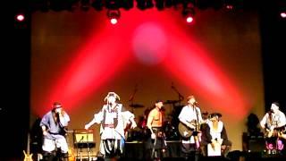 Musical Blades- 10,000 miles away