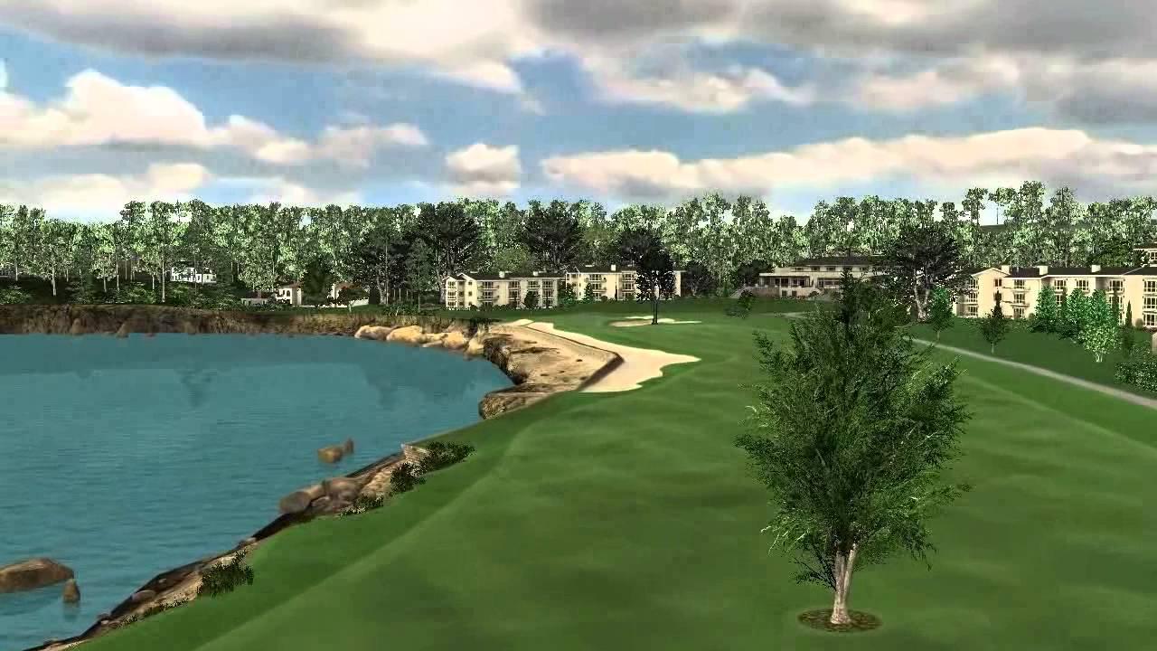 Golf Hole Of The Week Pebble Beach 18