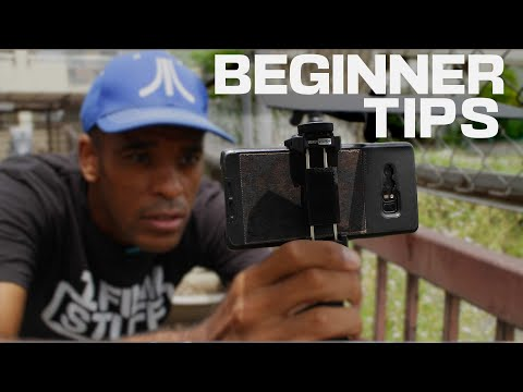 Tutorial 1: Mobile Filmmaking…..1 Min With Me