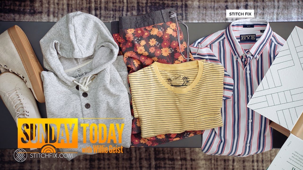 Online Clothing Service Stitch Fix Is Helping Disrupt The Shopping Experience | Sunday TODAY