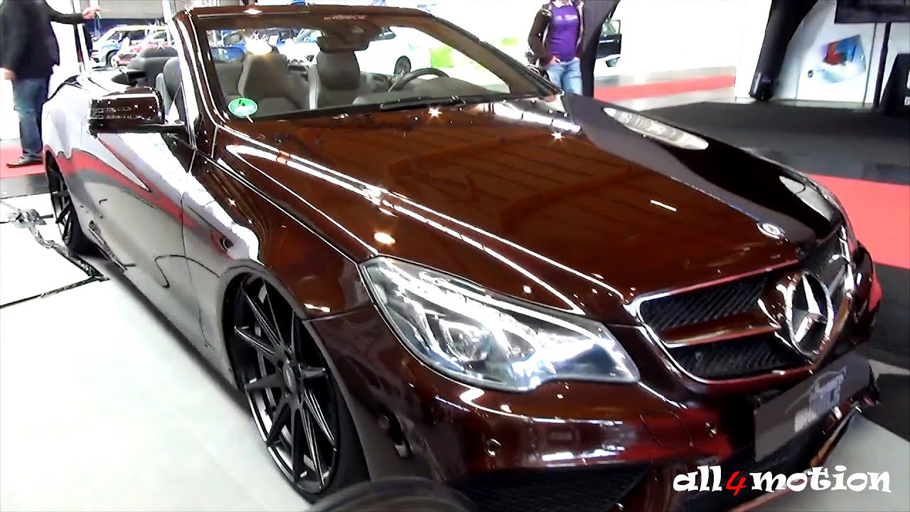 Mercedes Benz E Class Convertible 20 Quot Elegance Wheels By Wheelscompany Youtube