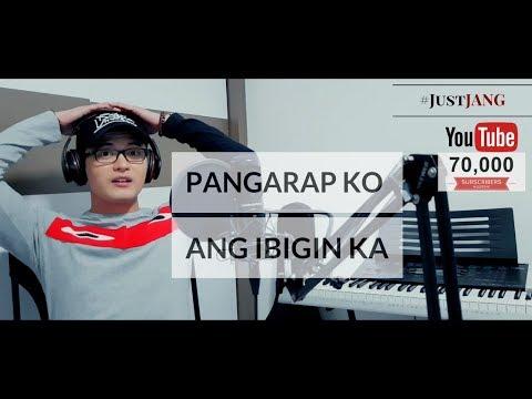 NASSER sings PANGARAP KO ANG IBIGIN KA | HAPPY 70K Subscribers | #JustJANG