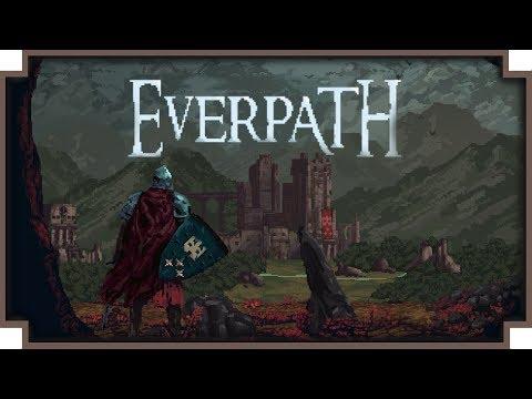 Everpath - (A Pixel-Art Roguelite)