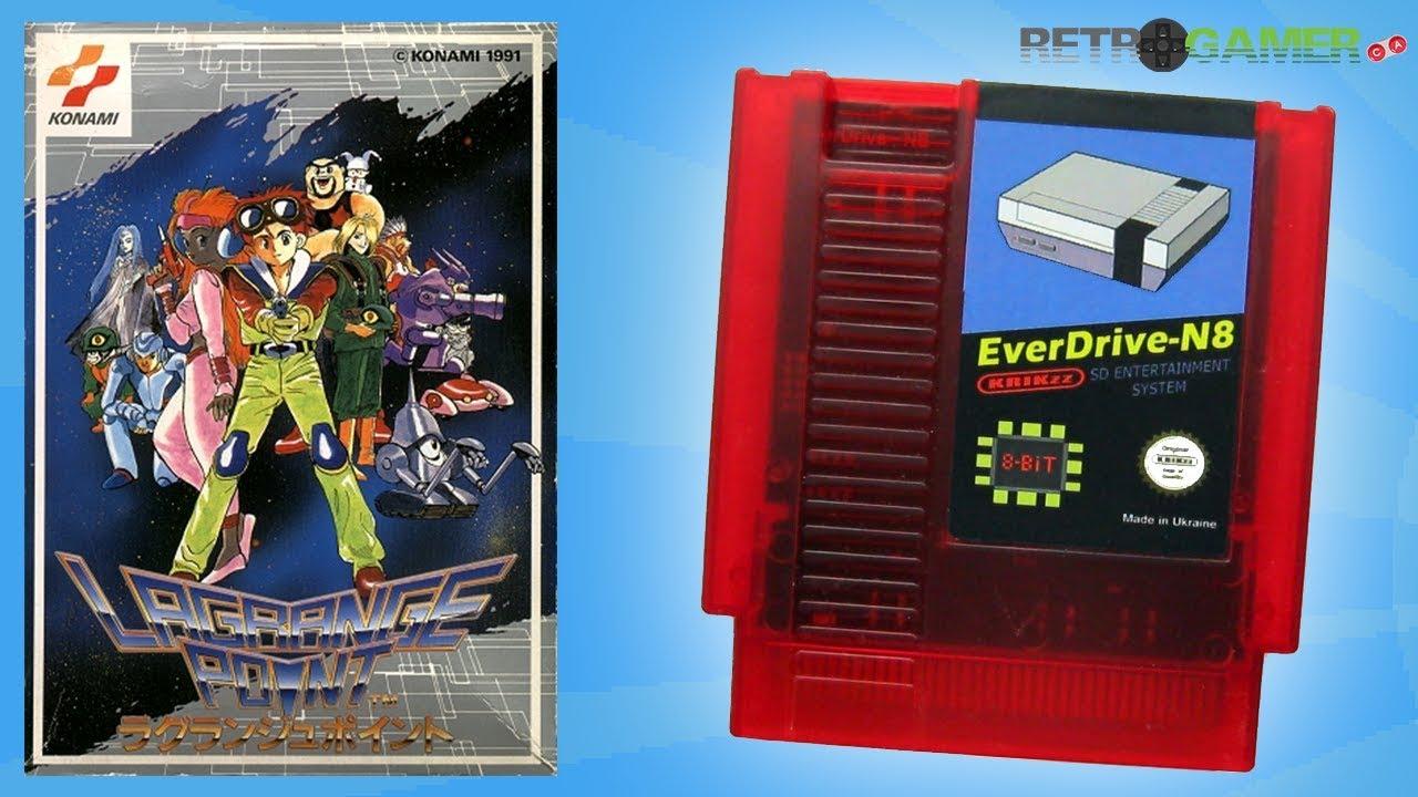 Everdrive N8 VRC7 emulation comparison - Lagrange Point [Nintendo NES /  Famicom]
