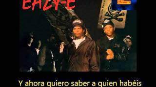 Eazy-E ft. N.W.A. - We Want Eazy Subtitulado español (HD Audio)