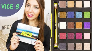 REVUE + SWATCH | Vice 3 Urban Decay Thumbnail
