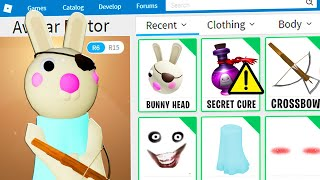 PIGGY DISGUISE TROLLING!! | Pretending To Be FAKE BUNNY In Roblox PIGGY!! [CHAPTER 12]