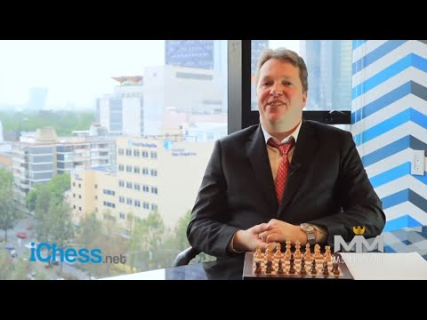 Attacking Chess Tactics ⚔ GM Nigel Short [Master Method]
