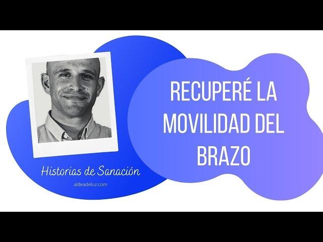 Recuperé la movilidad del brazo 💪 Experiencia de Miguel Ángel Vergara