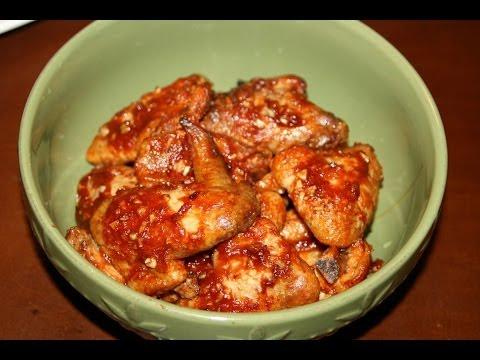 chicken-wings-recipe---recette-ailes-de-poulet---recettes-maroc