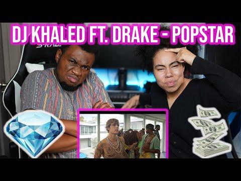 DJ Khaled ft. Drake - POPSTAR (Official Music Video - Starring Justin Bieber) | REACTOIN !!