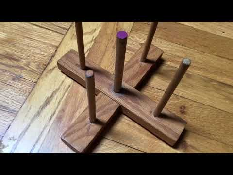 DIY Flute:Recorder Stand