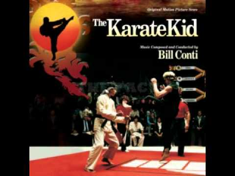 Bill Conti - The Karate Kid (1984)