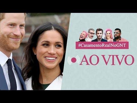 Casamento Real AO VIVO: comentários de Diva Depressão, Maicon Santini, Maíra Medeiros e John Drops