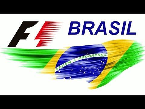 LIGA F1 Brasil Ao vivo - F1 2017 PS4 - Categoria Elite Treino Livre - GP Espanha - Narração ZUQUEIRO