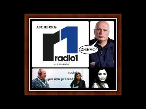 Aschberg | Radio1 - Kalle Lind: Sveriges konstigaste riksdagsledamöter