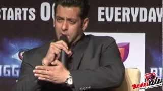 Bigg Boss 6 Press Conference With Salman Khan - Uncut