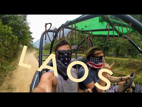 RoadTRIP LAOS 2018 (GOPRO 4 )
