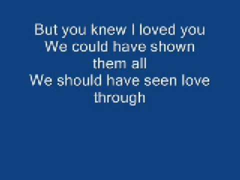 George Michael – Kissing A Fool Lyrics | Genius Lyrics