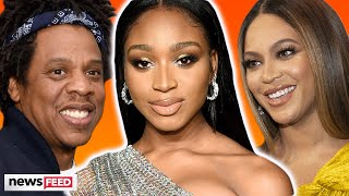Normani Talks Hiding In 5th Harmony & How Beyonce & Jay-Z Are Supporting Her!