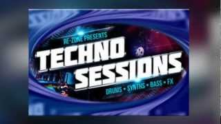 Royalty Free Techno Samples And Loops - ReZone Presents Techno Sessions