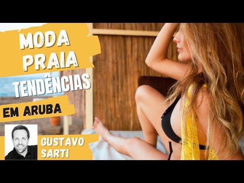 Melhor do Brasil: Confira as dicas de moda praia direto de Aruba