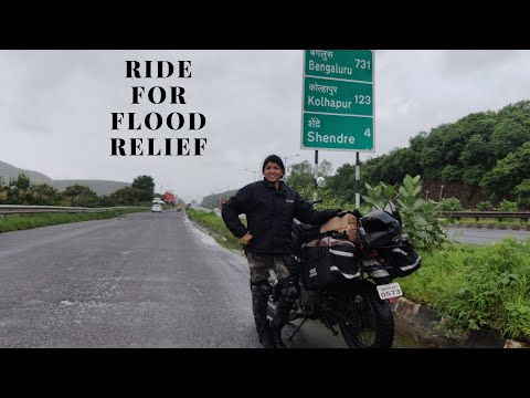 Ride for Flood Relief