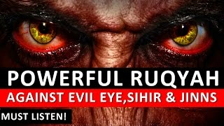 Download lagu Powerful Ruqyah DUA Against Bad Evil Eye Black magic Sihir JinnsJealousy MP3