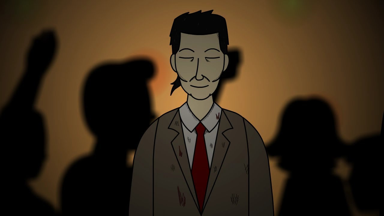 True Prom Night Horror Story Animated