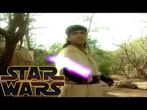 Star Wars Indian Rip Off Epic battle