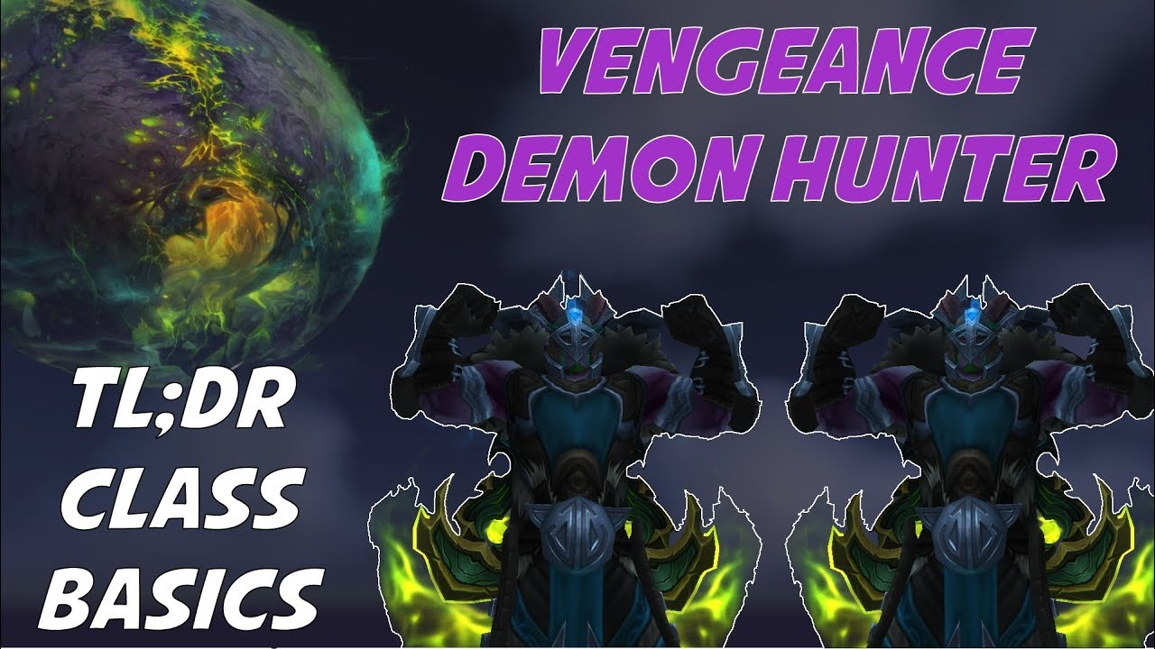 Vengeance Demon Hunter Guide 7 3 5 | Basics for beginners - Музыка для  Машины