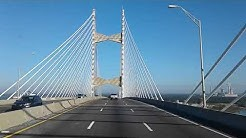 Jacksonville Florida suspension bridge