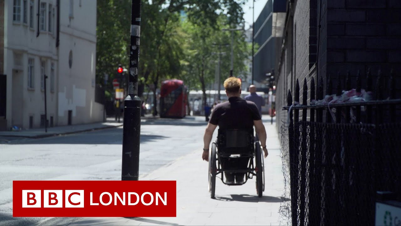 Is it becoming 'impossible' for disabled people to travel around London?- BBC London