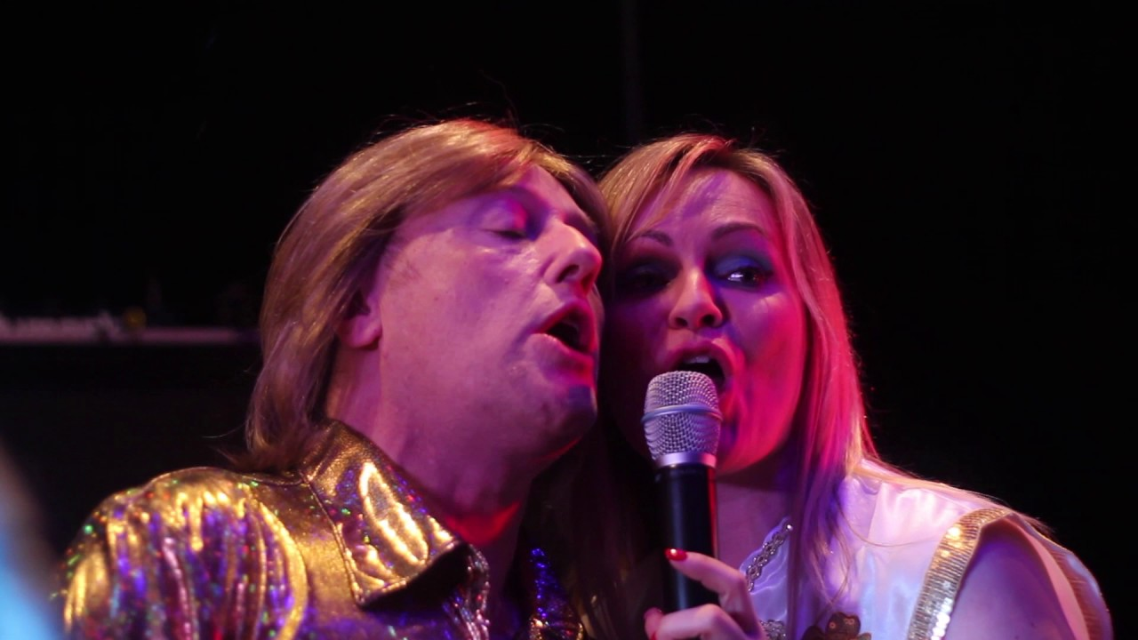 Abba Stars - One of the UK's Top Abba tribute Duos/ Bands