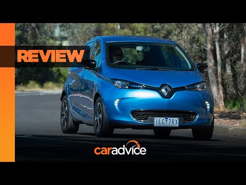 2018 Renault Zoe review: Still a worthy contender?