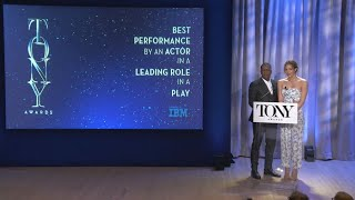 2018 Tony Award nominations revealed