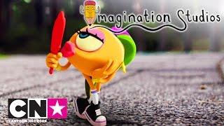 Ритмонстры | Банка меда (Впервые на YouTube) | Cartoon Network
