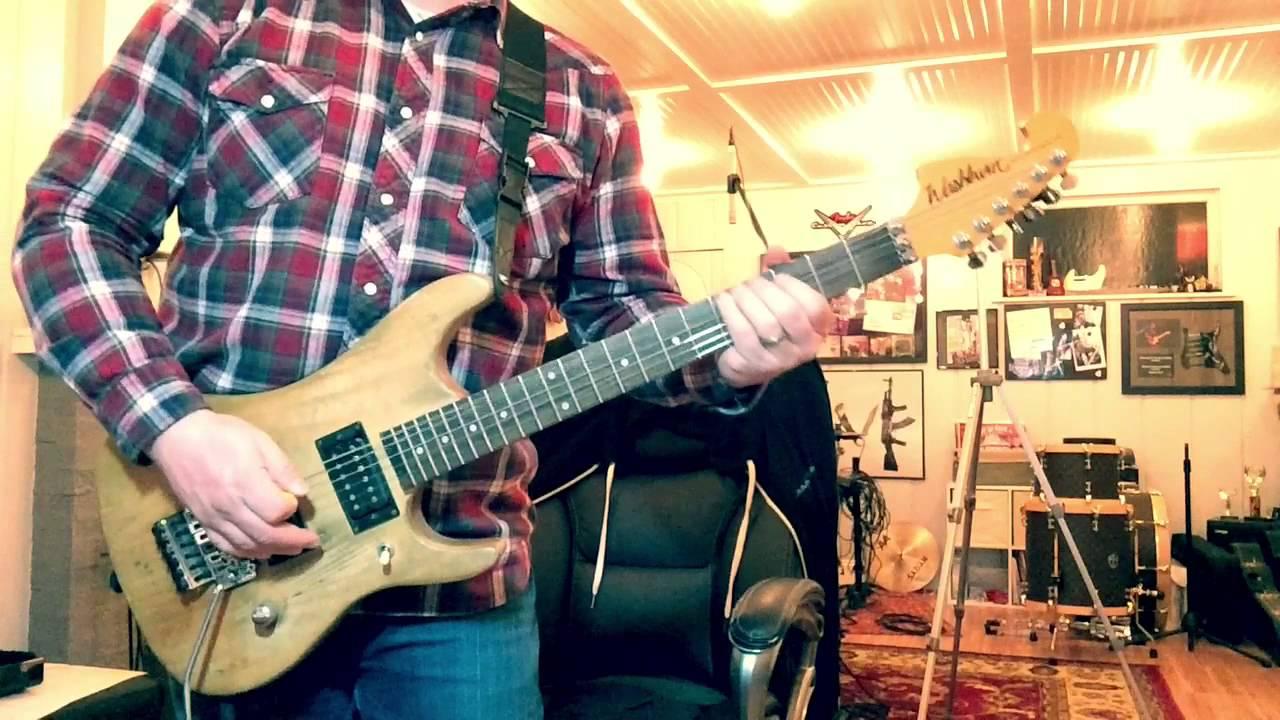 my first guitar 1991 washburn nuno bettencourt n2 youtube. Black Bedroom Furniture Sets. Home Design Ideas