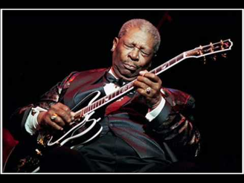 B.B. King- The Thrill is Gone