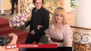Звёздные гости и Алла Пугачева на Свадьбе Леры Кудрявцевой
